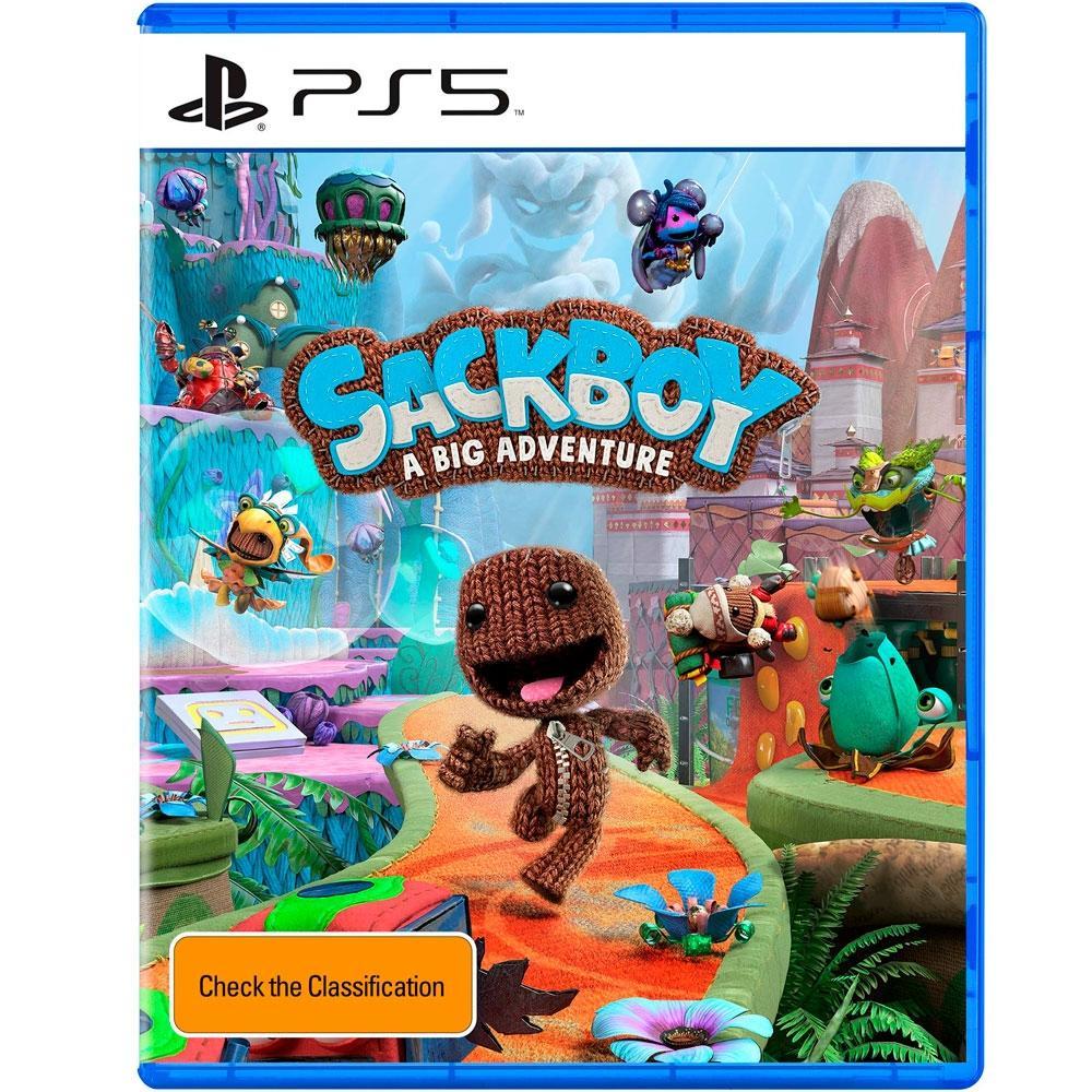 Sackboy : Uma Grande Aventura PS5
