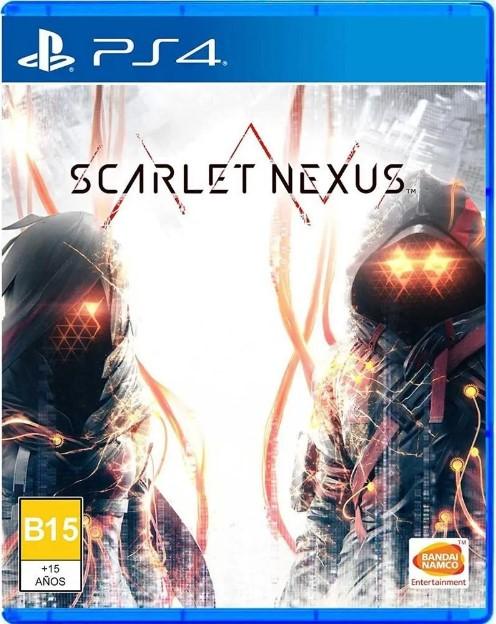 Scarlet nexus - PS4