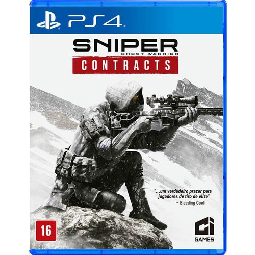 Sniper contracts - ps4