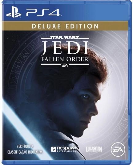 STAR WARS JEDI FALLEN ORDER ED DELUXE - PS4