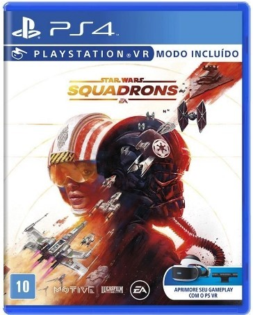 STAR WARS SQUADRONS - PS4