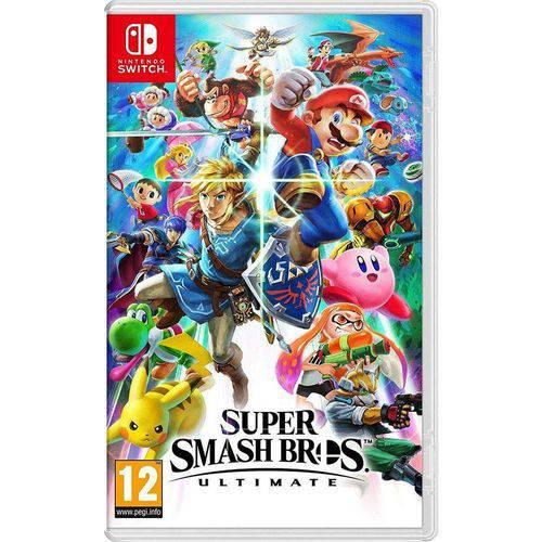 Super smash bros ultimate ssb - switch