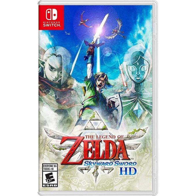 The legend of zelda - skyward sword hd - nintendo switch