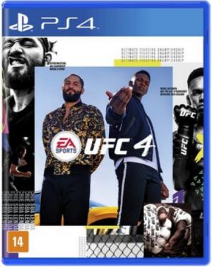 UFC 4 EA Sports - PS4