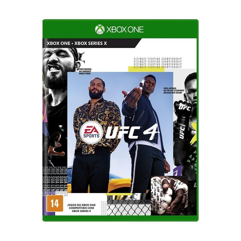 UFC 4 EA Sports - XBOX ONE