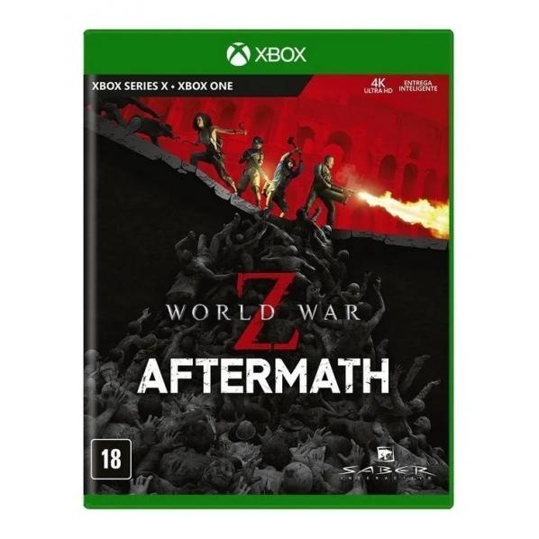 World War Z Aftermath Xbox one