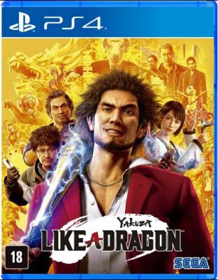 Yakuza: Like a Dragon - PS4