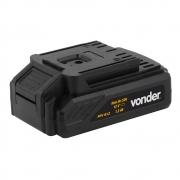 Bateria 12V Lítio p/ Parafusadeira/Furadeira PFV012 Vonder