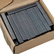 Caixa Grampo PCW 80 10mm p/ Grampeador Pneumático 12.320 un. Puma