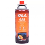 Cartucho de Gás Butano Propano 410ml Kala