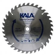 Disco de Serra Vídea para Madeira 9.1/4'' 235mm 36 Dentes Kala