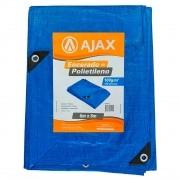 Lona Encerado de Polietileno 150 micras 6m x 6m Ajax Azul