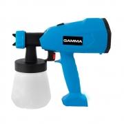 Pistola de Pintura Elétrica Vazão 700ml/min 350W 220V Gamma G2823/BR2