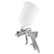Pistola de Pintura Pneumática Gravidade HVLT 1,5mm 600ml Puma AS162AA