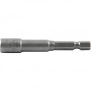 Soquete Sextavado Magnético p/ Parafusadeira 65mm x 6mm Lotus 3406