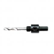 Suporte Adaptador para Serra Copo Bimetal até 22mm com Broca HSS Lotus Ref 3384