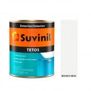 Tinta Acrílica para Tetos 900ml Suvinil Branco Neve