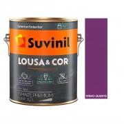 Tinta Lousa Cor Riscar Giz 3,2lts Suvinil R686 Vinho