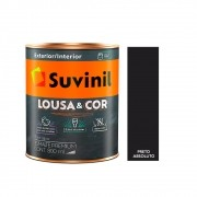 Tinta Lousa Cor Riscar Giz 800ml Suvinil R756 Preto Absoluto