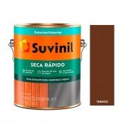 Tinta Seca Rápido Madeira e Metais 3,6lts Suvinil Tabaco