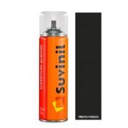 Tinta Spray Alta Temperatura 300ml Suvinil Preto Fosco