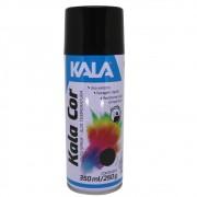 Tinta Spray Alta Temperatura 600ºC 350ml Kala Preto Brilhante