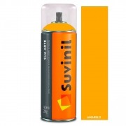 Tinta Spray Suvinil Sua Arte 400ml  Amarelo