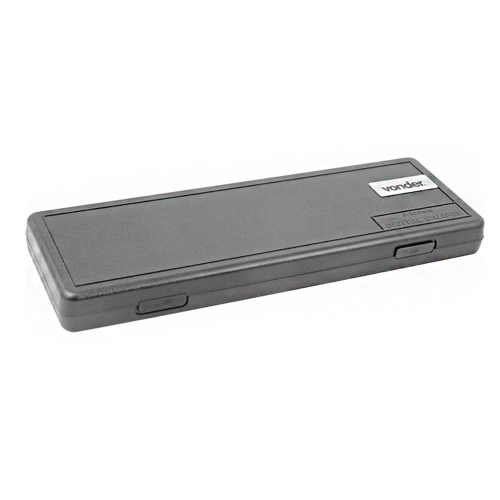 Paquímetro Digital Inox 200mm Vonder PD200