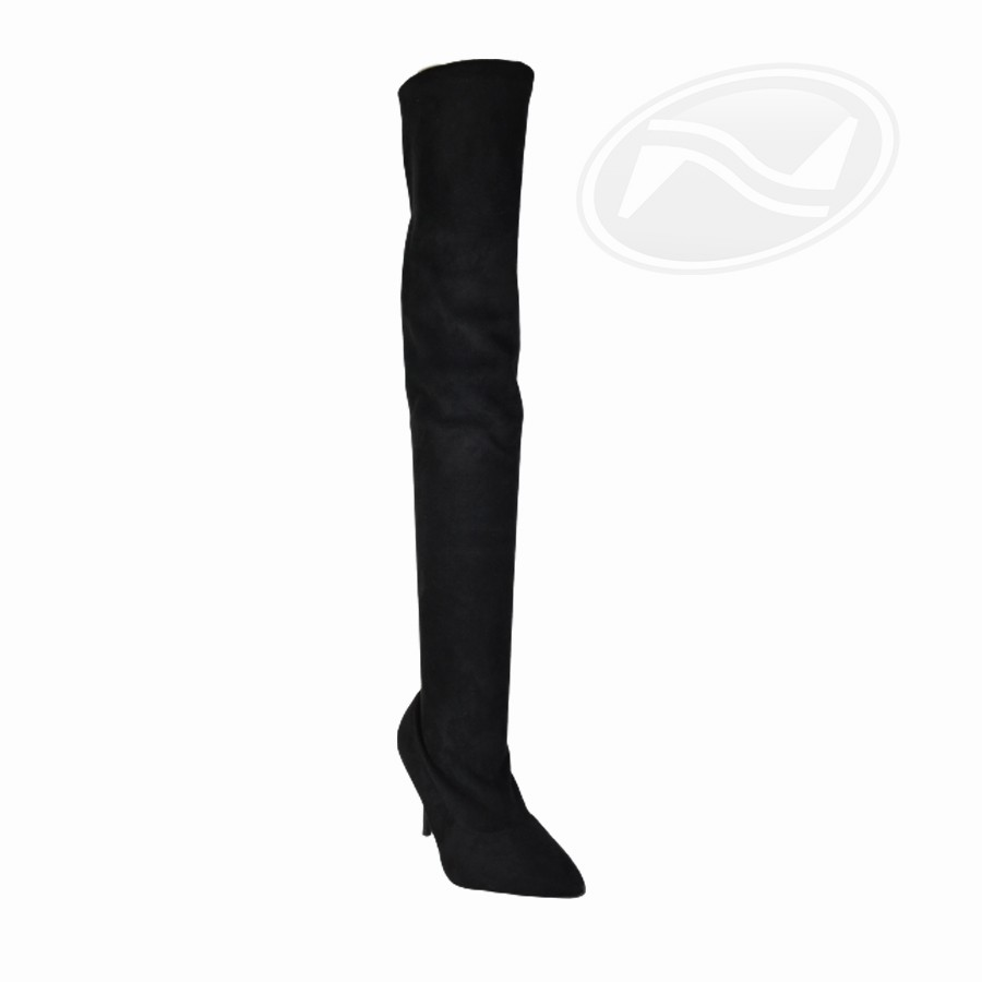 Bota Feminino Over The Knee Boots Crysalis