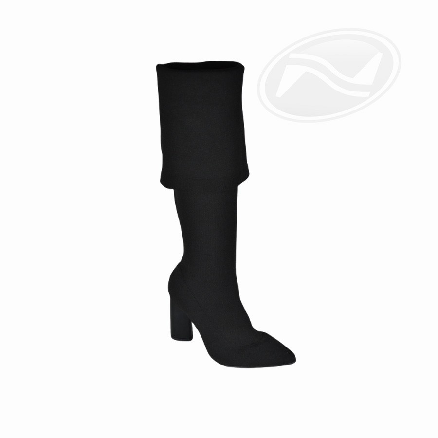 Bota Over Feminina The Knee Boots Suzana Santos