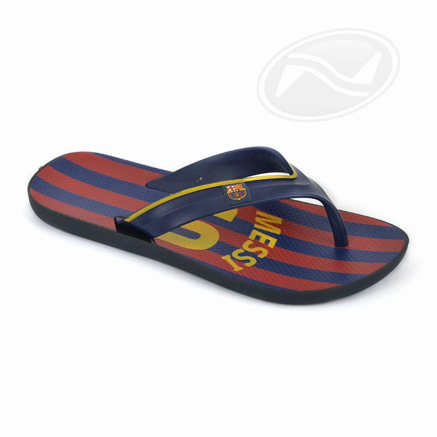 Chinelo Rider Barcelona FC Messi