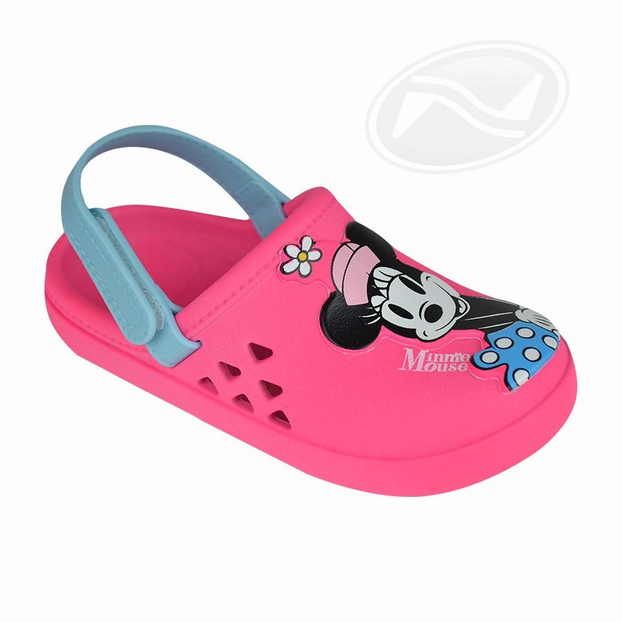 Crocs Infantil Feminino Disney Love Grendene Kids