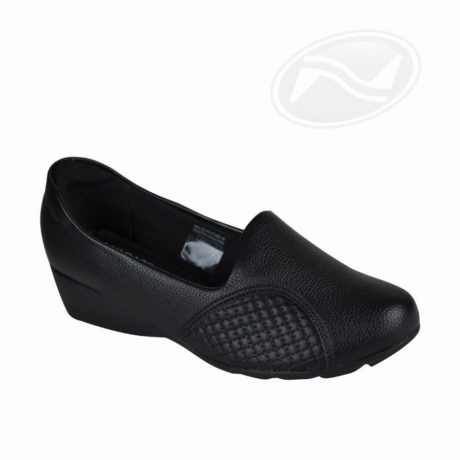 Sapato Feminino Casual Salto Baixo Modare