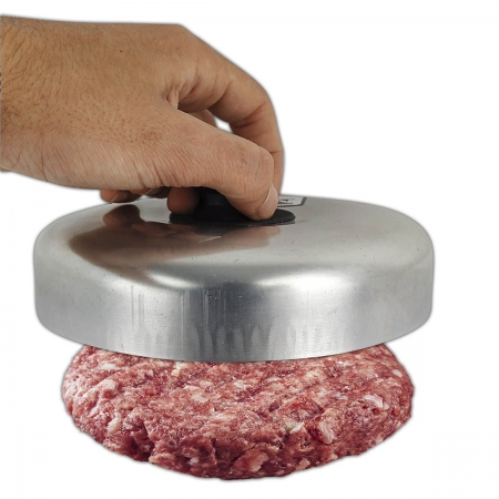 Abafador Para Hambúrguer Alumínio 14 Cm - Jolly