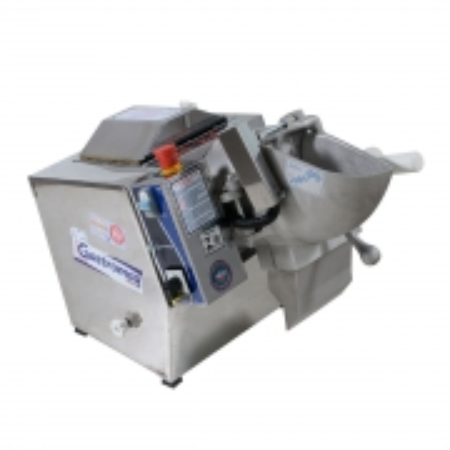 Multiprocessador Industrial Branco 700W 6 Discos Pa01 - Gastromaq - 220V