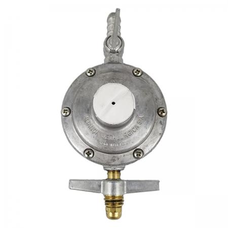 Registro De Gás Regulador 2Kg Baixa Pressão - 506/01 - Aliança