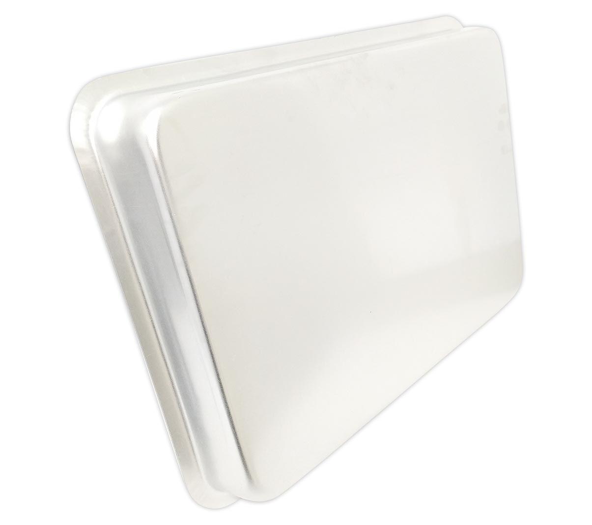 Assadeira De Alumínio Retangular Alta N6 5X39X54 - Eirilar