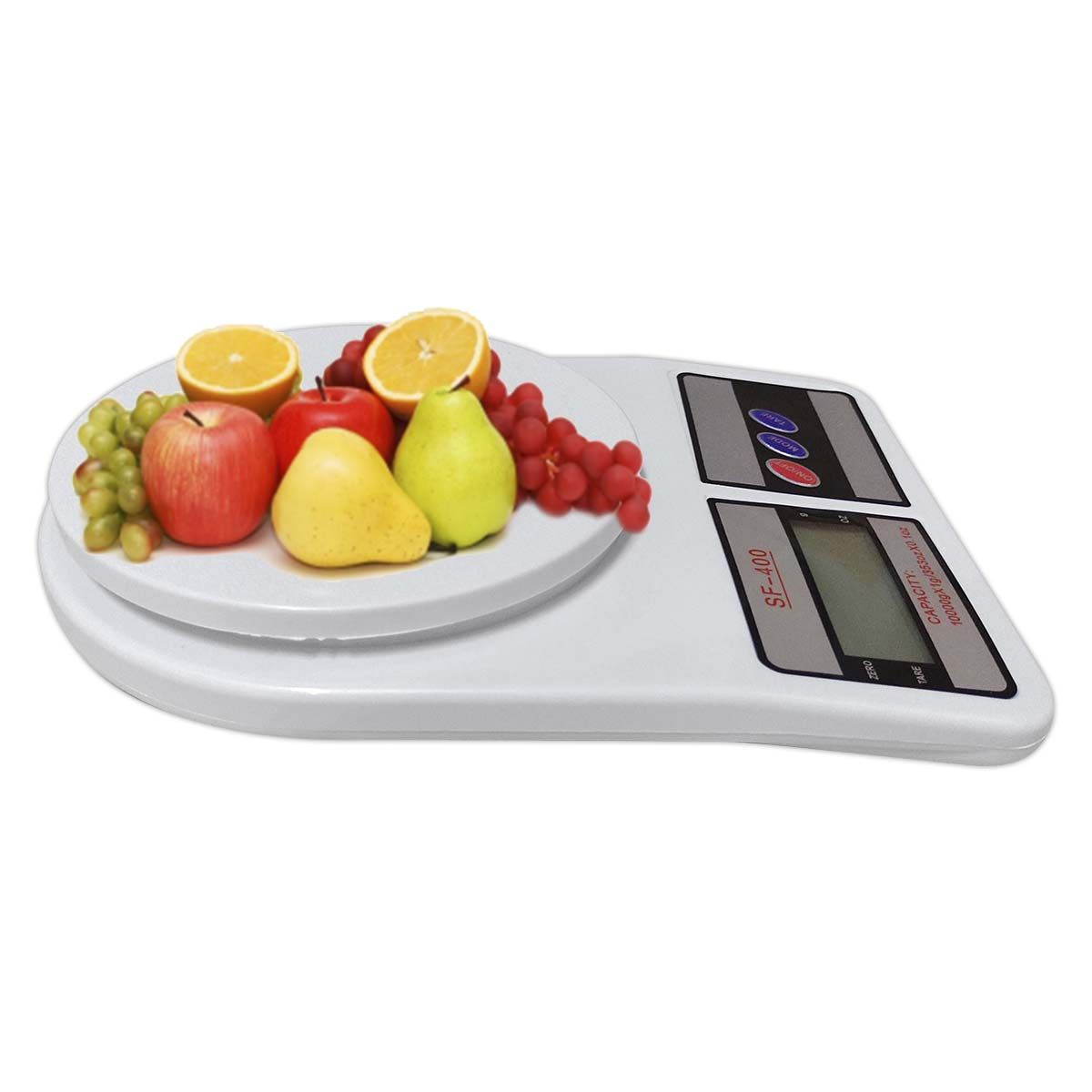 Balança De Cozinha Digital 10 Kg Precisão - Nipo Center