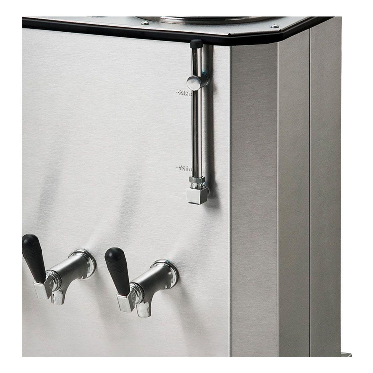 Cafeteira Elétrica Industrial 50 Litros 6300W Inox - Marchesoni - 220V