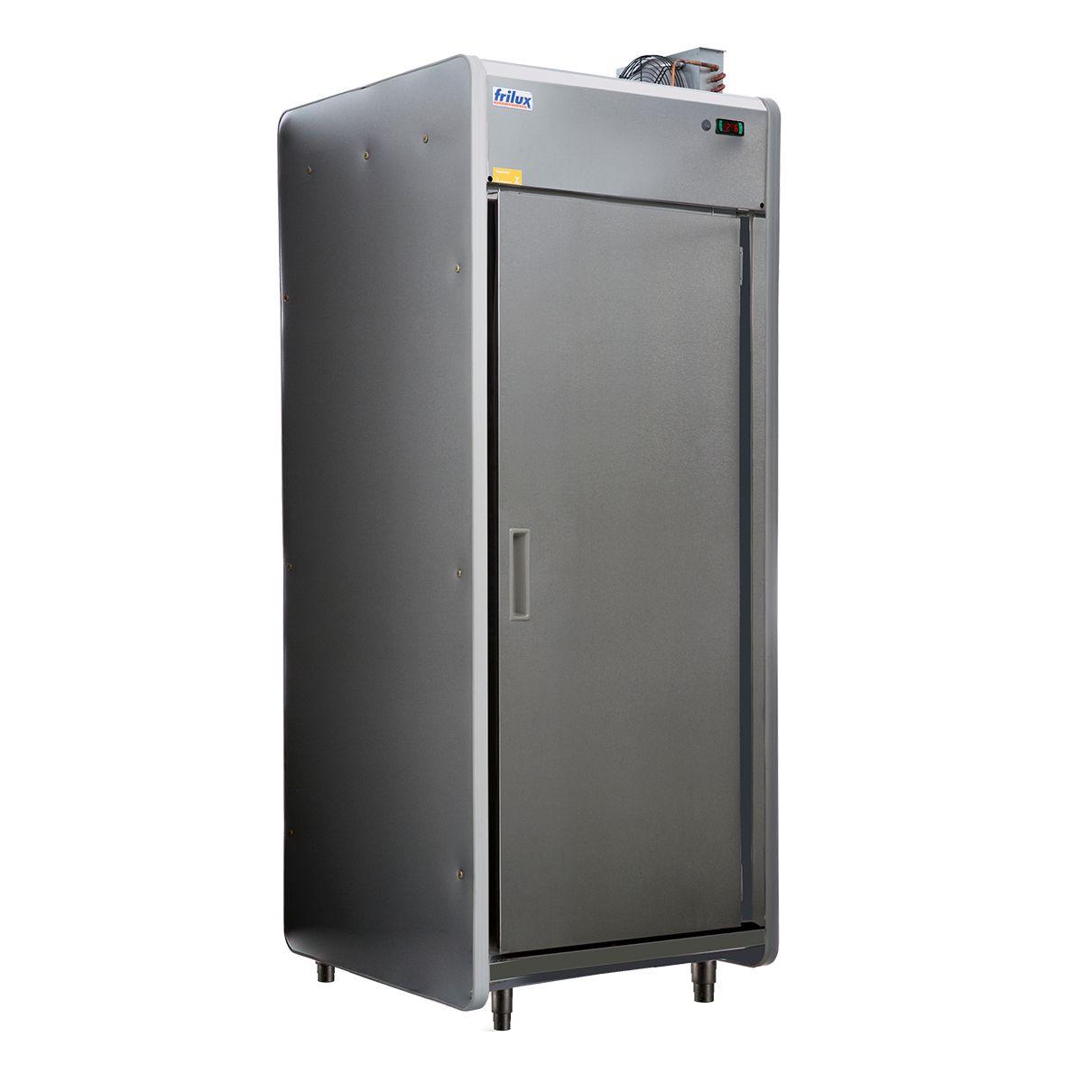 Câmara Fria Para Carnes Em Inox 1 Porta 1300 Litros Rf 052 - Frilux - 110V