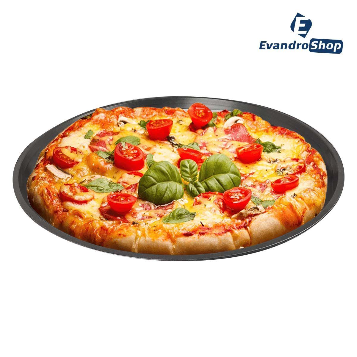 Forma De Pizza Antiaderente 36 Cm - Nipo