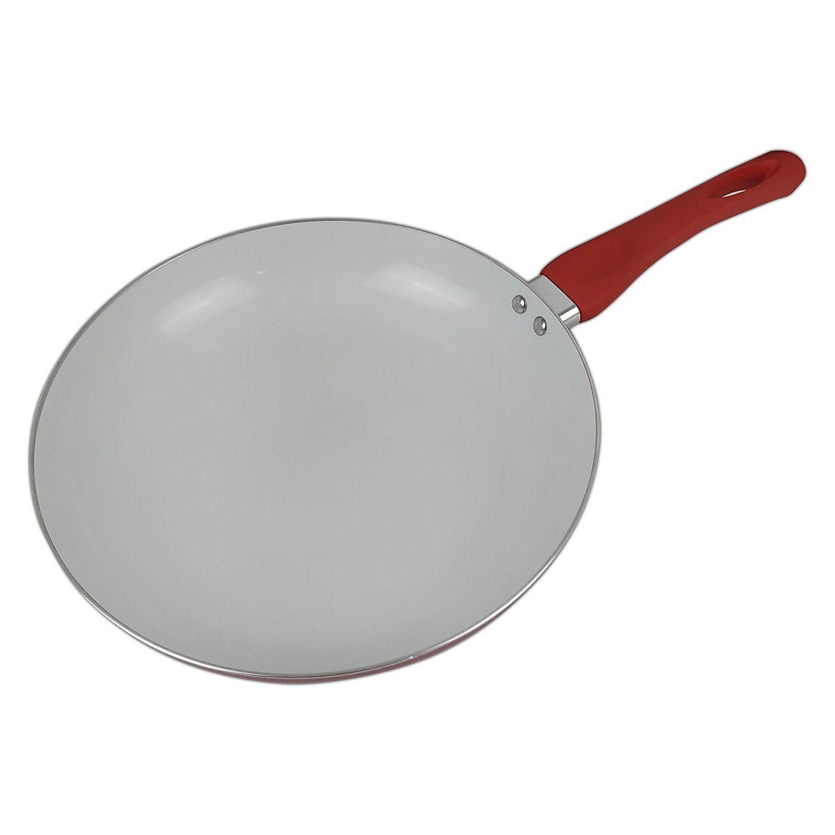 Frigideira De Alumínio Revestimento Ceramica 26 Cm - Nipo