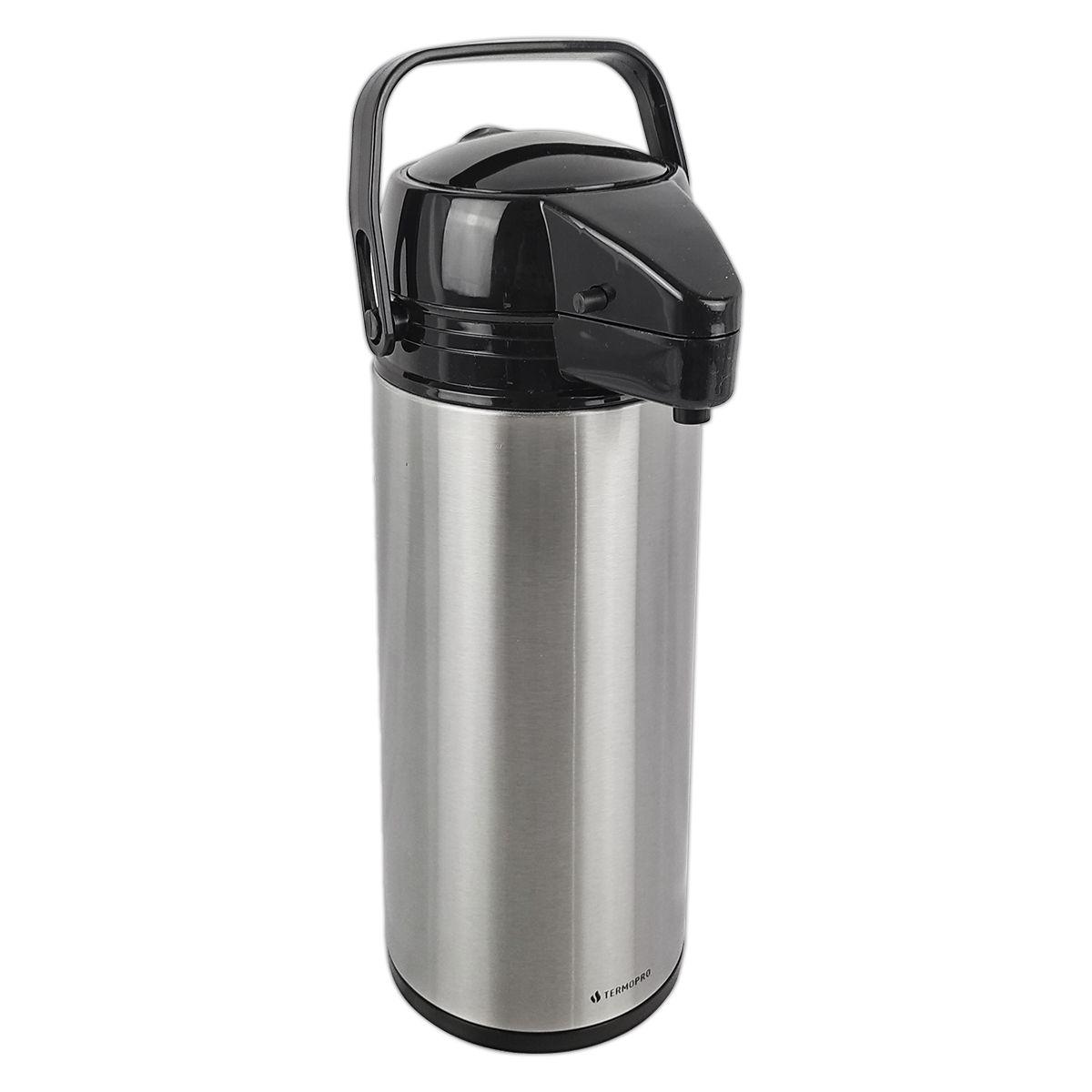 Garrafa Termica Inox Basic Airpot 1,9L - Termopro