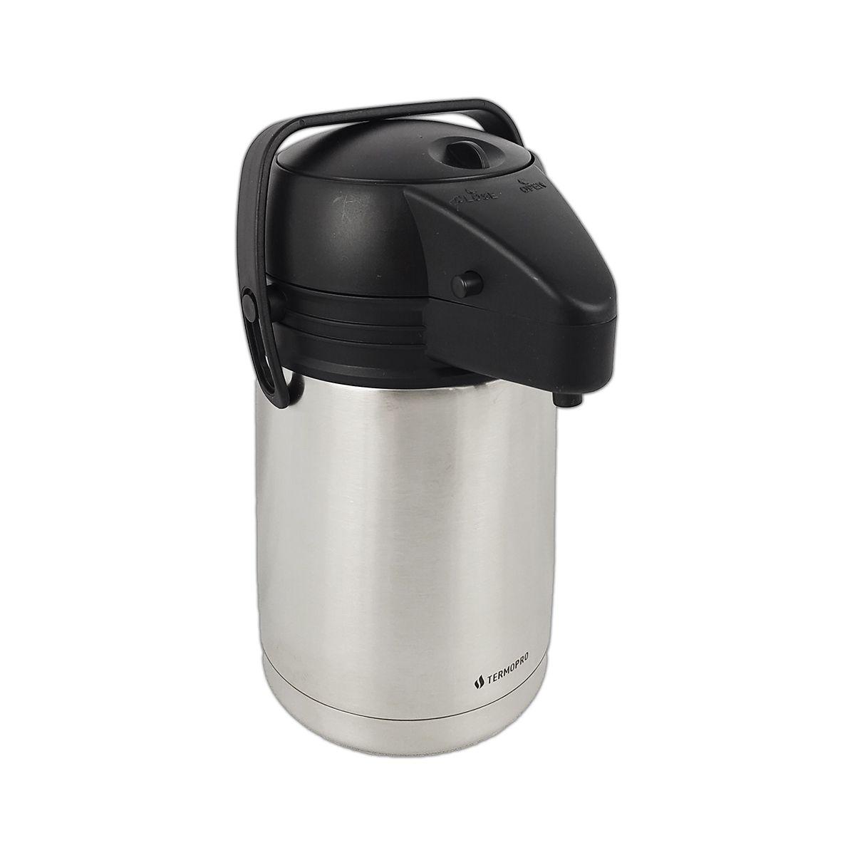Garrafa Termica Inox Basic Airpot 1L - Termopro