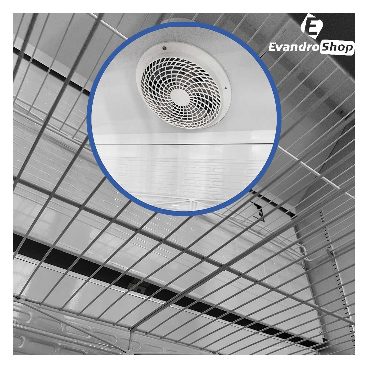 Geladeira Comercial Em Inox 4 Portas 995 Litros 220V GCI-125 - Polar Refrigeração