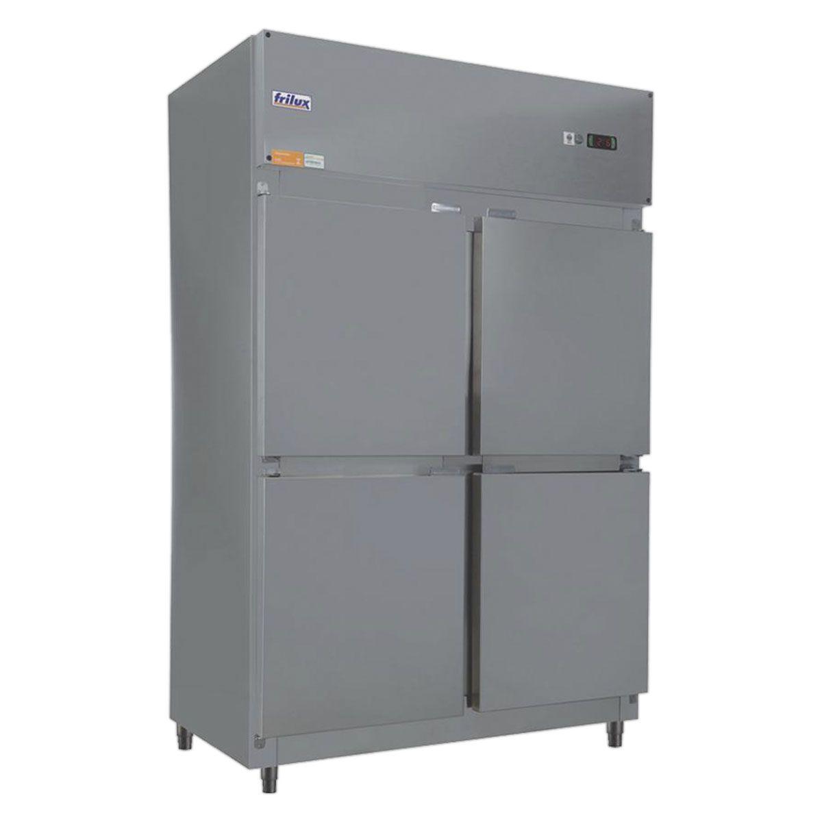 Geladeira Para Congelados 900 Litros 4 Portas Rf066 - Frilux