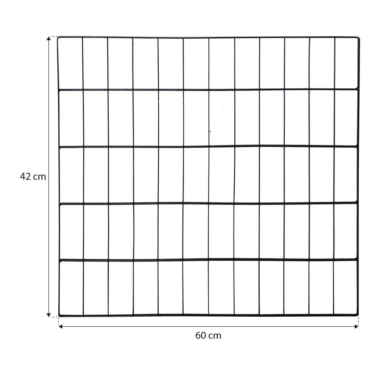 Grade Do Forno 60X45 Cm - Mr Fogões