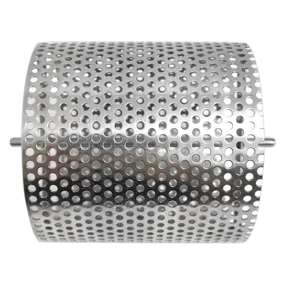 Mantegueira Mini Em Inox Para Pão De Hambúrguer - Frigopro