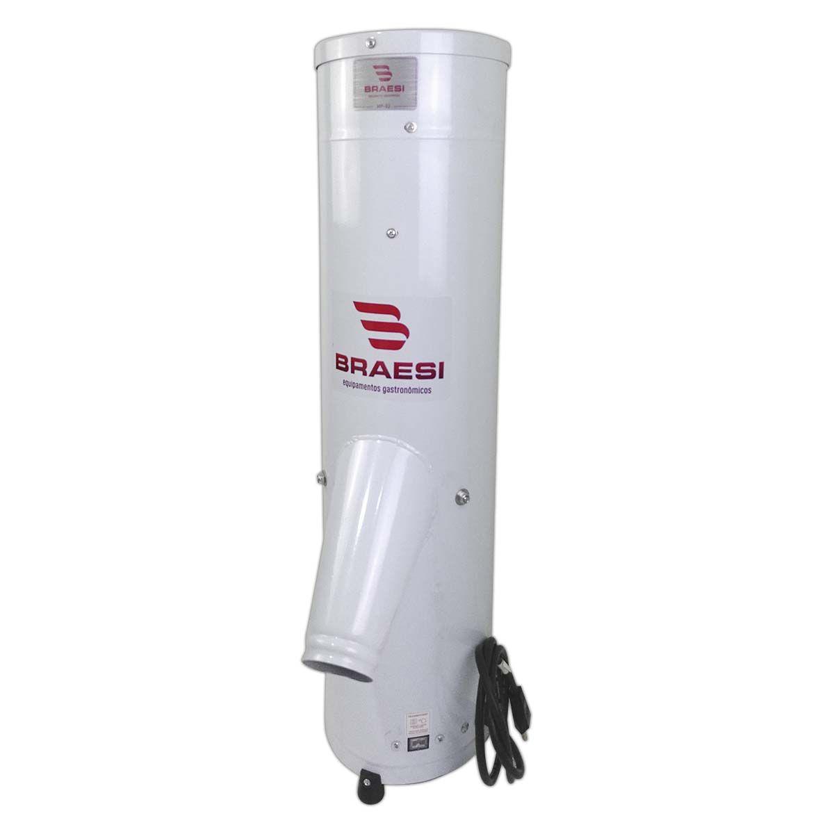 Moinho De Pão Epóxi Branco 1CV Bivolt MP-02 - Braesi