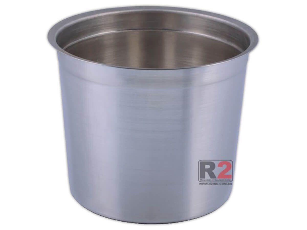 Molheira Cumbuca De Alumínio Nº 18 3,5 Litros - R2